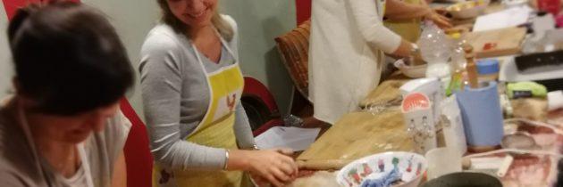 Drugi dzień warsztatów na toskańskiej wsi