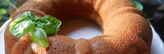 Ciasto bazyliowo – cytrynowe