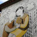Ogród Cino i murales w Pistoi