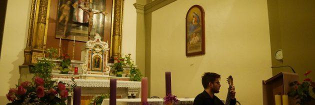 Polskie spotkanie wigilijne w San Pantaleo