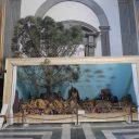 Ostatnie chwile, by obejrzeć szopkę w kościele Madonny