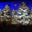 Uroczyste zapalenie bożonarodzeniowych świateł w Pistoi