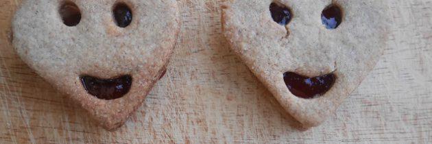 Ciasteczka z mąki razowej