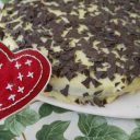 Włoski Dzień Mamy: Pan di Spagna al cacao czyli kakaowy biszkopt (z kremem waniliowym)