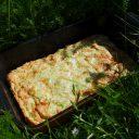 Suflet (torta salata) z samych białek