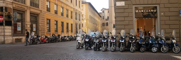 Florencja we wrześniu w czasach pandemii