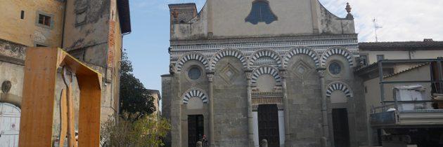 Szopka w kościele Świętego Bartłomieja w Pistoi