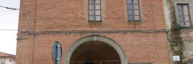Szopka w kościele Św.Benedykta w Pistoi