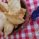 Poduszeczki sezamowe z mąki kamut