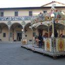 Karuzela na Placu Papa Giovanni XXIII
