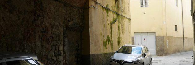 Murales dziewczynka i nowe odkrycie street artist L_db