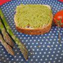 Pesto szparagowe z orzechami laskowymi