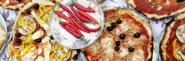 Festiwal pizzy czyli wspólne pieczenie na całego!