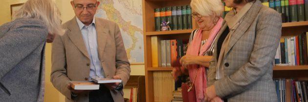 Polonijne spotkanie w Konsulacie Honorowym RP we Florencji