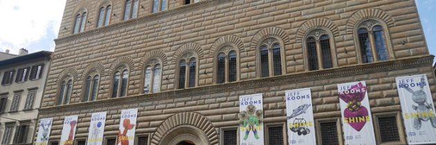 Balon w Palazzo Strozzi we Florencji