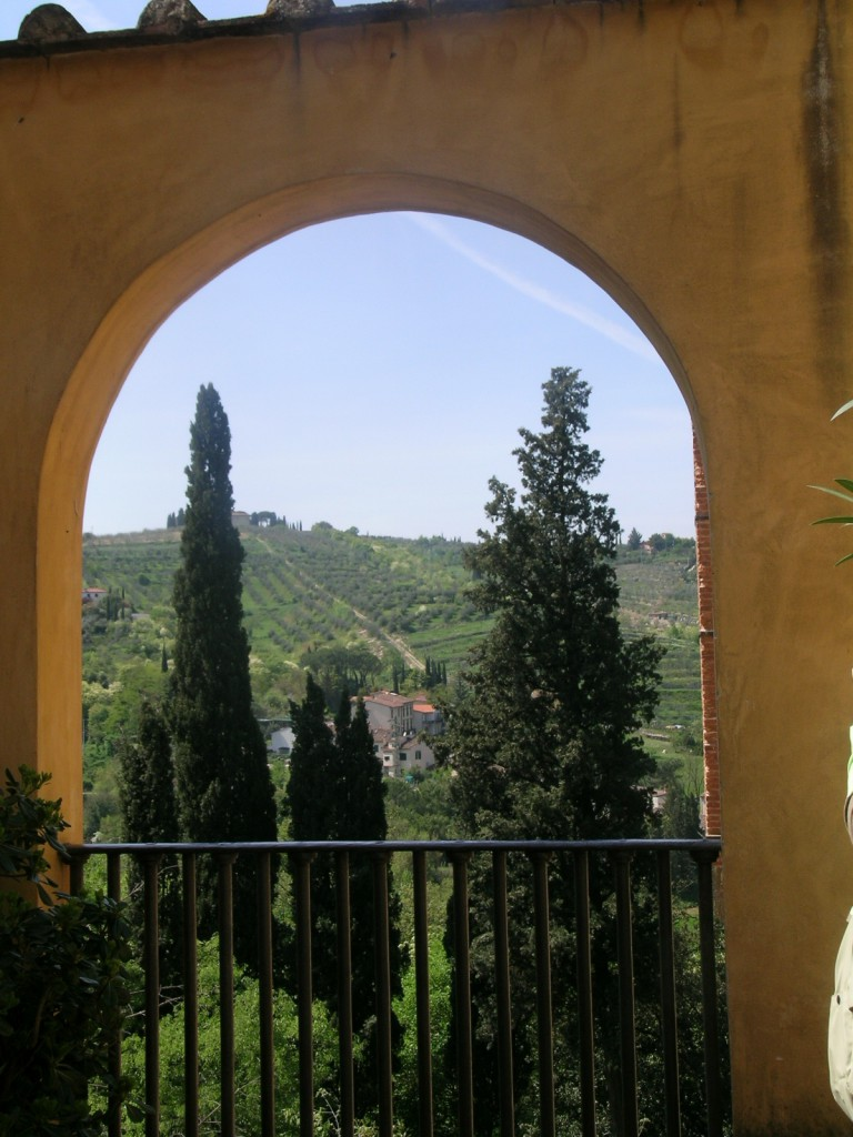 panorama_z_klasztoru _certosa_toskania