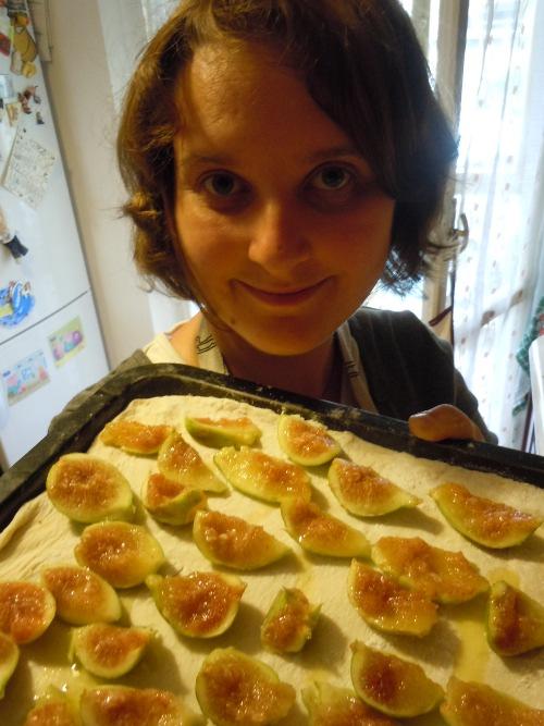 Schiacciata con fichi (kuchnia toskanska)