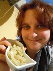 Fenkuly duszone w mleku wedlug Lori