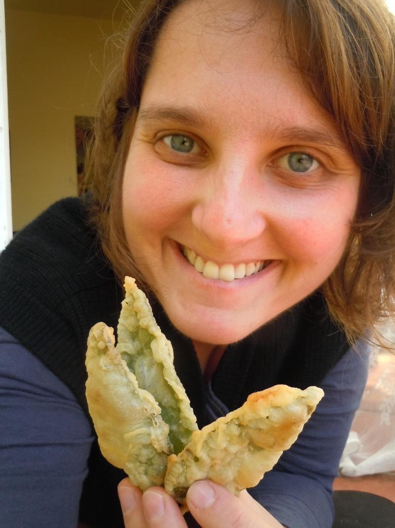 Smazona szalwia (kuchnia toskanska)