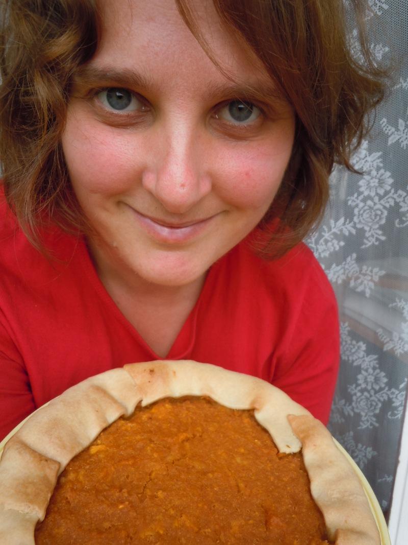 Tarta dyniowo-gruszkowa (kuchnia wloska)