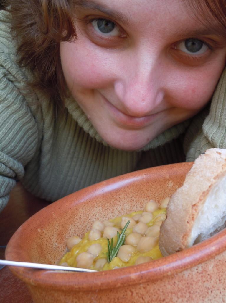 Zupa papieska - przepis wloski