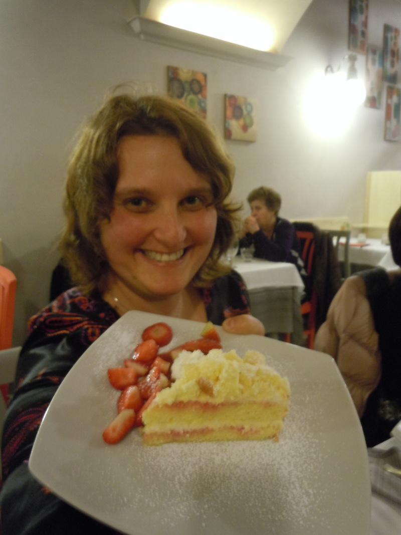Tort Mimoza, oj ciezko bylo, ale nie sprobowalam :(