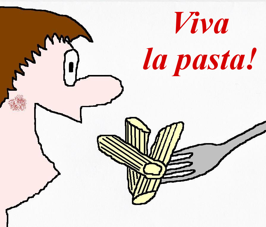Viva la pasta!