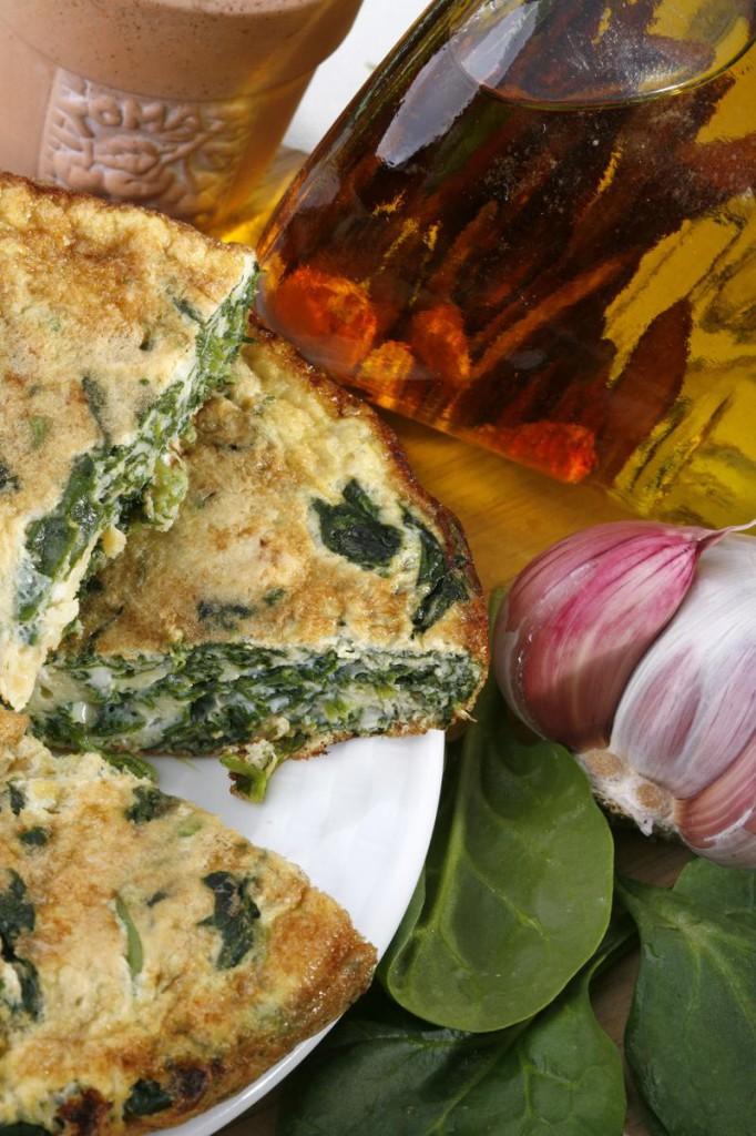 Toskanskie omlety zdj. Magdalena Szwedkowicz-Kostrzewa, wykonanie Aleksandra Seghi