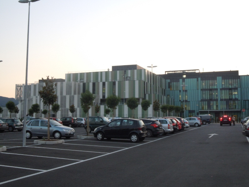 Szpital wieczorowa pora