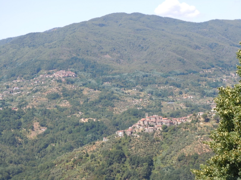 Widok z Vellano