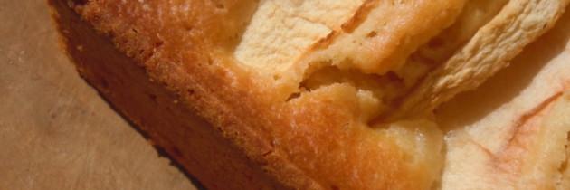 Kulinarne wspomnienie Vellano – cytrynowe ciasto z jabłkami