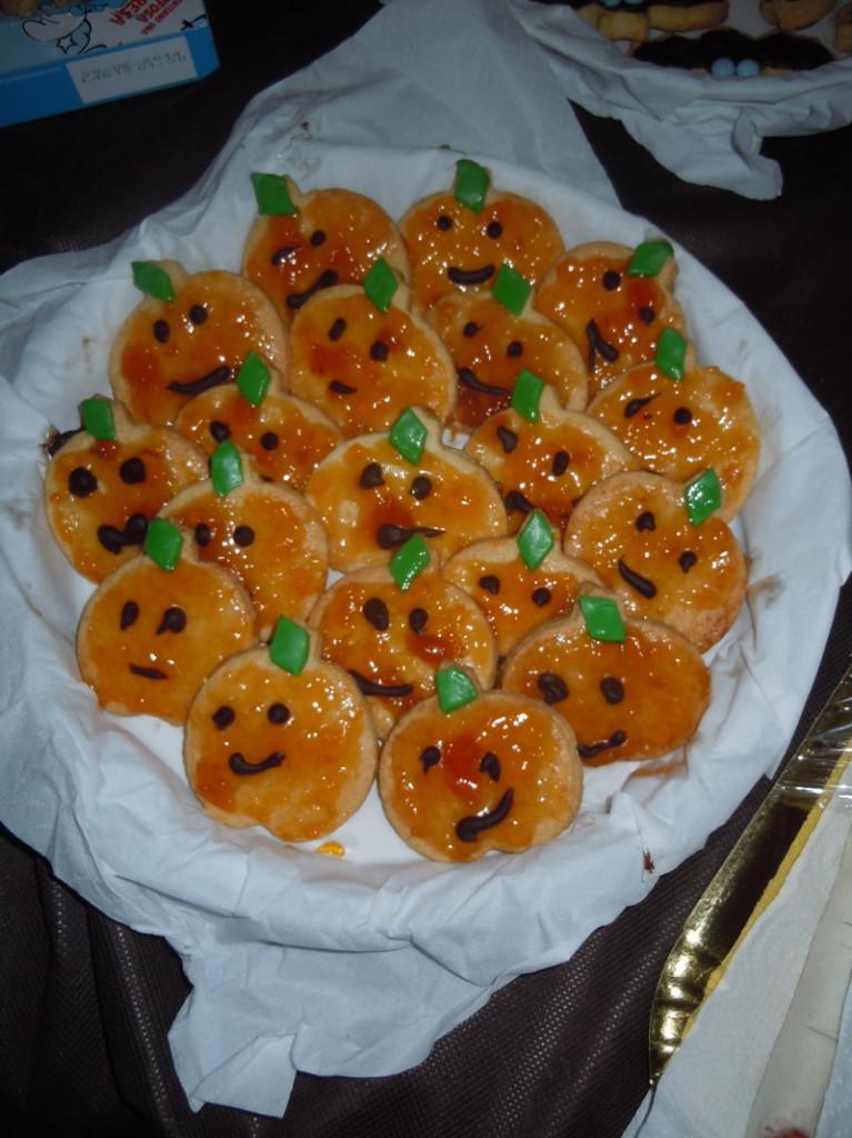 Kruche ciasteczka upieczone przez Gabrielle