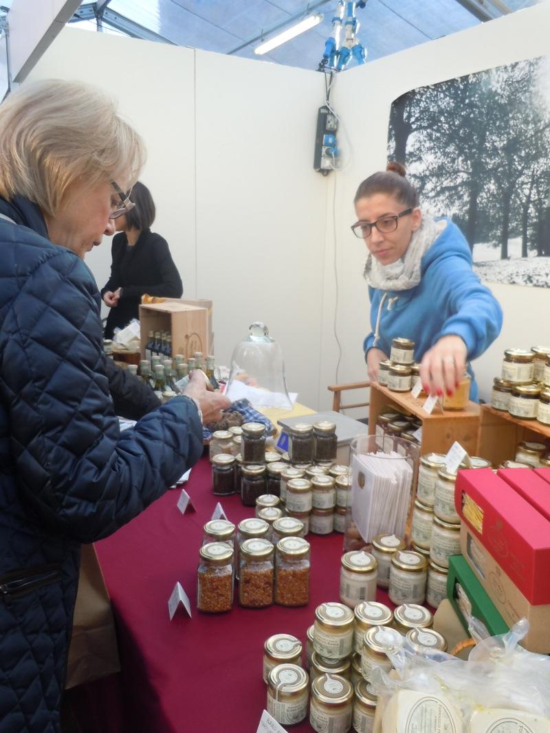 Maria Bandoni wybiera maslo truflowe