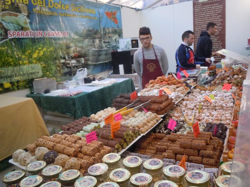 Produkty z Sycylii