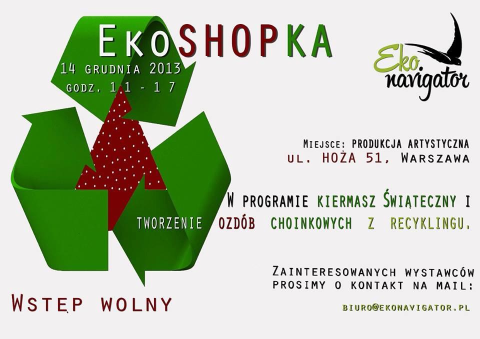 zaproszenie_ekoshopka_hoza_warszawa