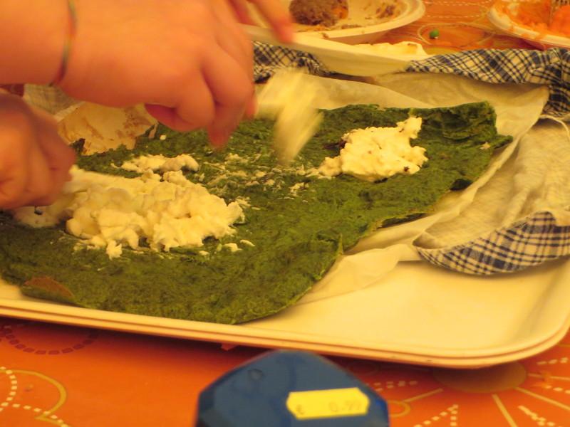 rozsmarowywanie_sera_kurs_gotowania_moja_toskania