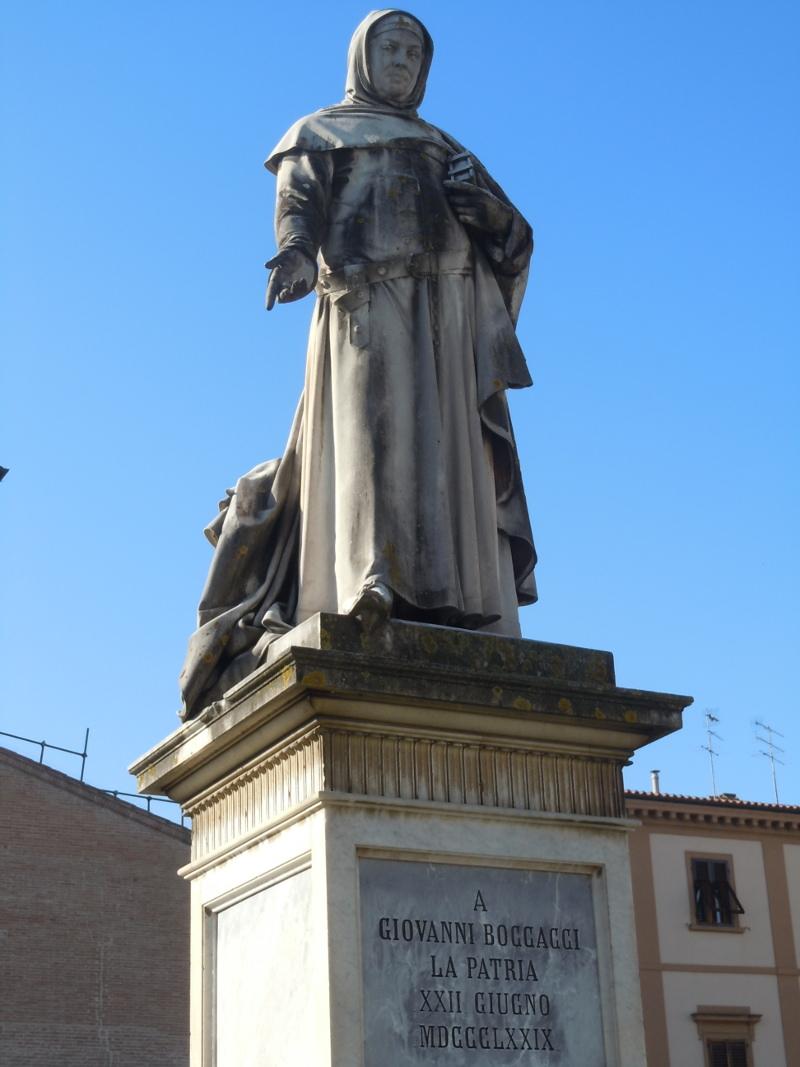 Pomnik Boccaccio