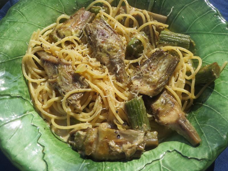 spaghetti_z_karczochami_moja_toskania