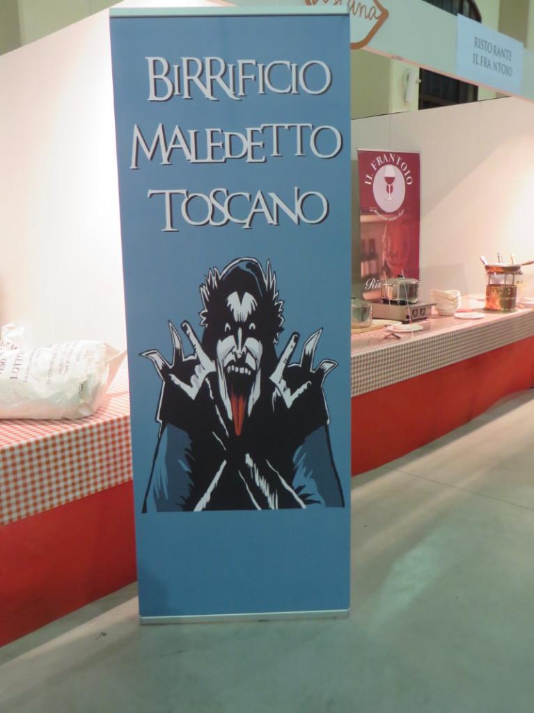 plakat_toskanskiego_browaru_moja_toskania_w_ustach_pistoia