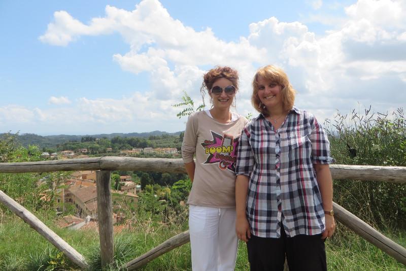 Ja i Ania z Warszawy