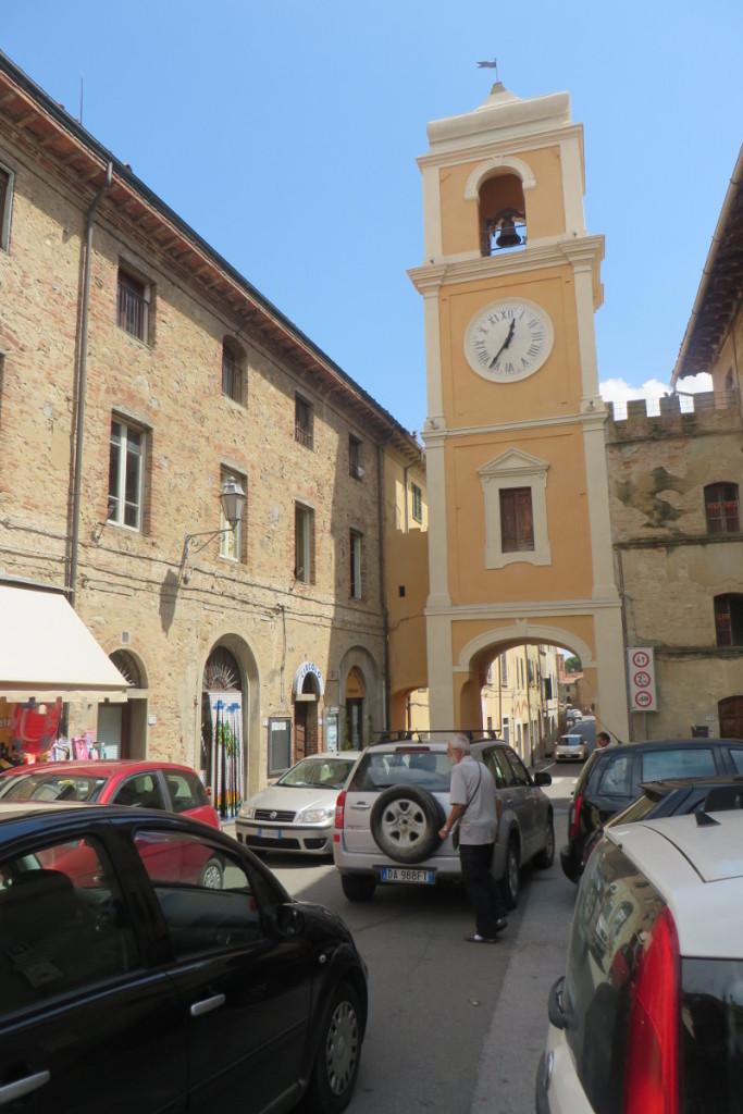 Wieza zegarowa (Torre dell'orologio)