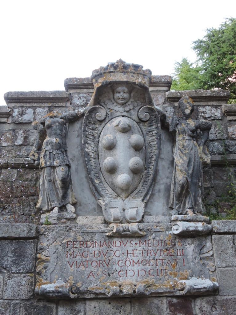 Fragment fontanny Medyceuszy