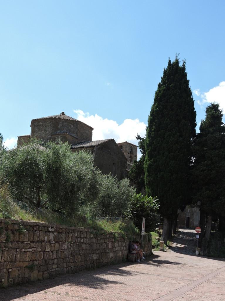 Katedra z daleka