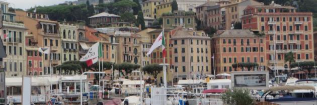 Moja Toskania gościnnie w Santa Margherita Ligure