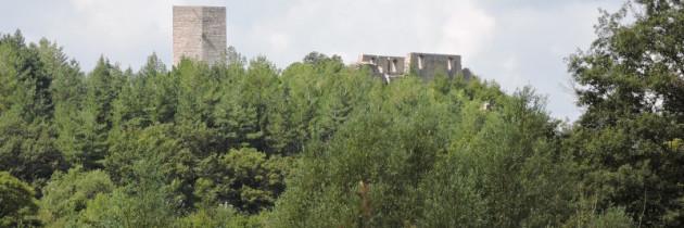 Rocca Silvana w Selvena