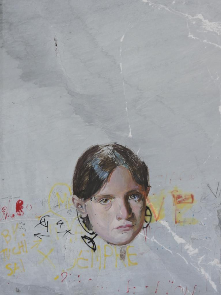 Malowidlo na marmurze
