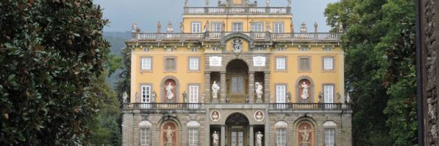 Villa Torrigiani w Camigliano