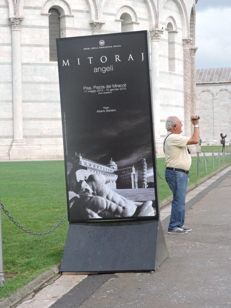 plakat_mitoraj_piza_moja_toskania