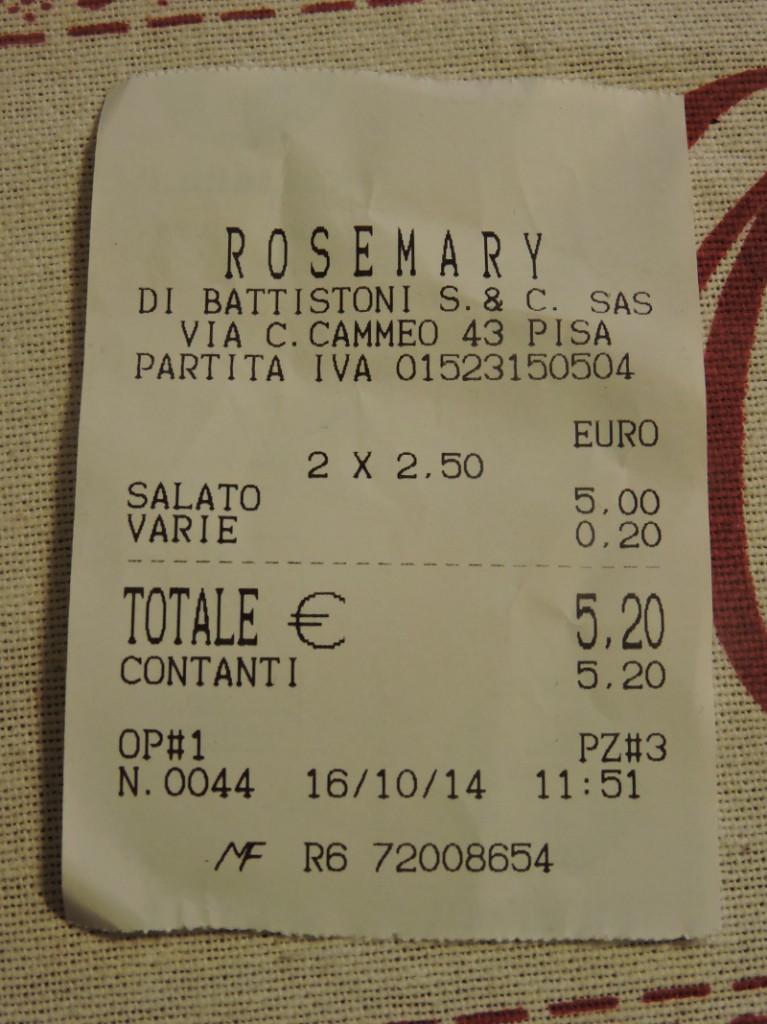 rachunek_bar_rosemary_piza_moja_Toskania