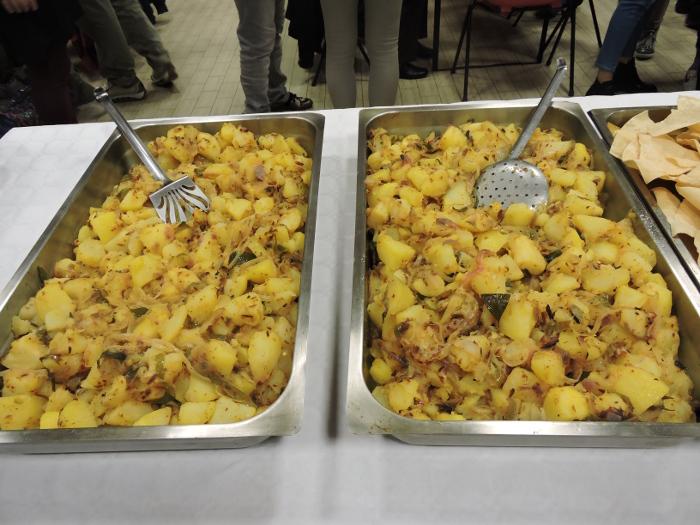 Pikantne ziemniaki z cytryna, na ktore musze zdobyc przepis ;)